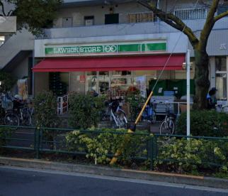 ローソンストア100 LS船堀街道店の画像1