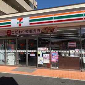 セブンイレブン 西早稲田1丁目早稲田通り店の画像1