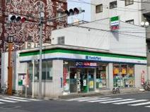 ファミリーマート 台東千束店