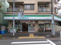 ファミリーマート 永山連光寺店