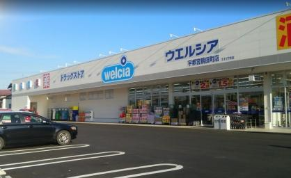 ウエルシア宇都宮鶴田町店の画像1