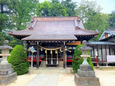 長宮氷川神社の画像1