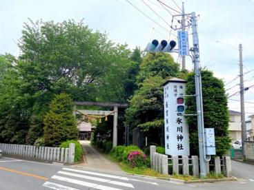 長宮氷川神社の画像2