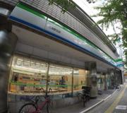 ファミリーマート 江坂駅北店