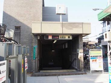 大阪メトロ千日前線新深江駅の画像1
