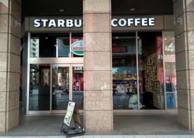 スターバックスコーヒー ホテル京阪 ユニバーサル・タワー店の画像1