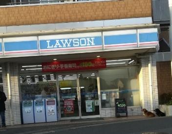 ローソン 柏増尾駅前店の画像1