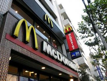 マクドナルド 早稲田駅前店の画像1