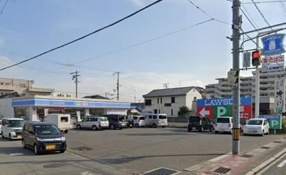 ローソン 和歌山西小二里店の画像1