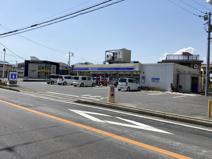 ローソン 東鎌ケ谷一丁目店