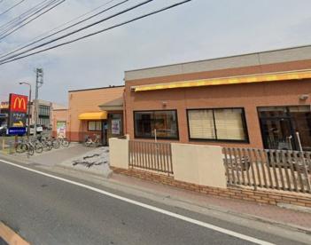 マクドナルド 東深井店の画像1