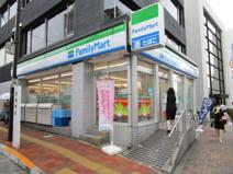 ファミリーマート 神楽坂上店