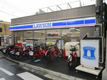 ローソン 神楽坂駅北店