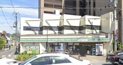 ローソンストア100九条河原町店の画像1