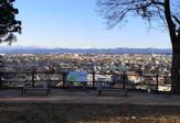 野山北・六道山公園 展望広場