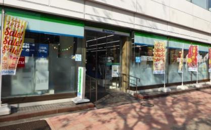 ファミリーマート 神楽坂一丁目店の画像1