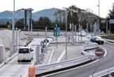 山陽自動車道 福山SAスマートIC 上り 入口