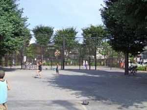 中野区 桜山公園の画像1