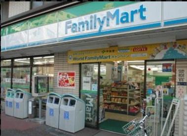 ファミリーマート 板橋西台店の画像1