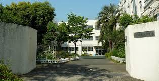中野区立第八中学校の画像1