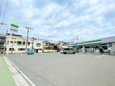 ファミリーマート 練馬石神井町八丁目店の画像1