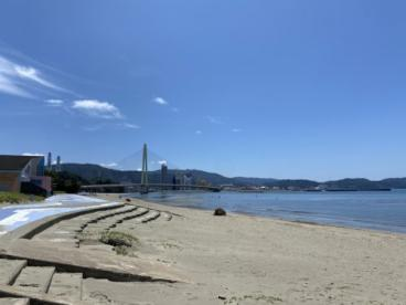 浜の宮海水浴場の画像1