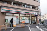 セブン-イレブン 東中野末広橋店