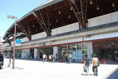 二条駅の画像1