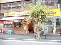 長崎ちゃんぽんリンガーハット JRお茶の水店
