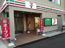 セブンイレブン 横浜京急生麦駅前店