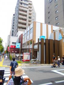 日比谷線入谷駅の画像3