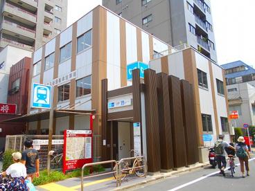 日比谷線入谷駅の画像4