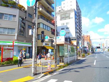 日比谷線入谷駅の画像5