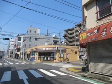 大口セブンイレブン横浜大口駅前店の画像1