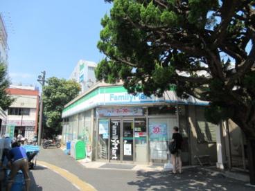 ファミリーマート横浜大口駅前店の画像1