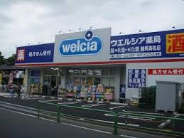 ウエルシア練馬高松店の画像1