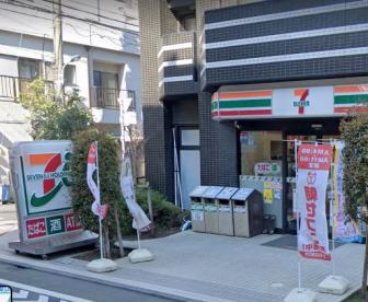 セブンイレブン 練馬中村3丁目北店の画像1