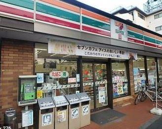 セブンイレブン 練馬旭町店の画像1