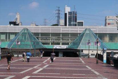 多摩センター駅の画像1