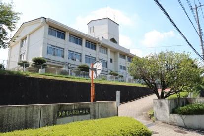 鶴牧中学校の画像1