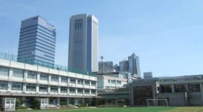 渋谷区立幡代小学校の画像1