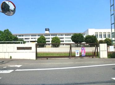 狭山市立入間野中学校の画像1