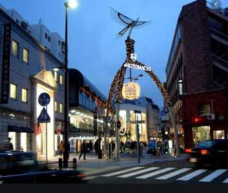 元町ショッピングストリートの画像1