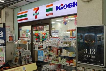 セブンイレブン Kiosk伊予西条駅店の画像1