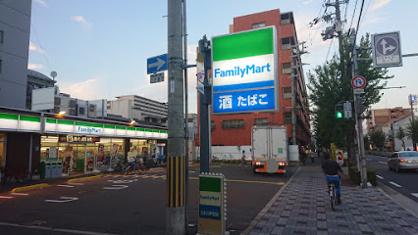 ファミリーマート 大阪工大前店の画像1