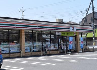 セブンイレブン 松戸胡録台店の画像1