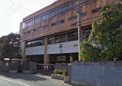 上青木中学校の画像1