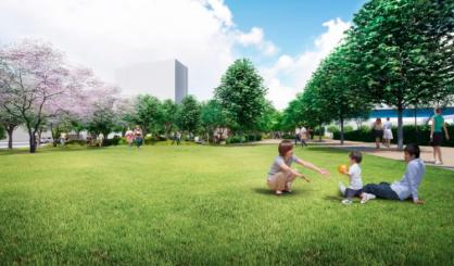 有明ガーデンパークの画像1