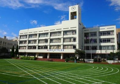余丁町小学校の画像1