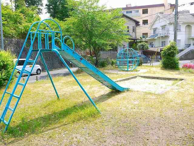秋篠三和町第2号街区公園の画像